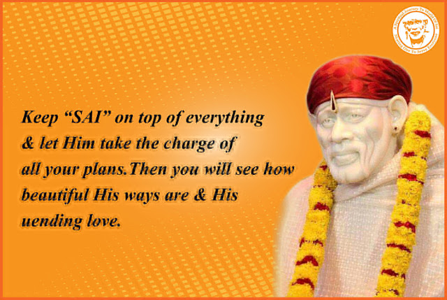 A Couple of Sai Baba Experiences - Part 979