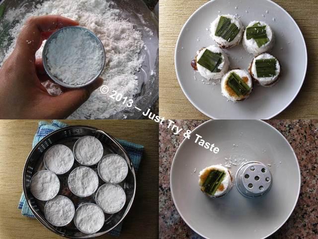 Kue Tepung Beras Isi Gula Merah Just Try Taste