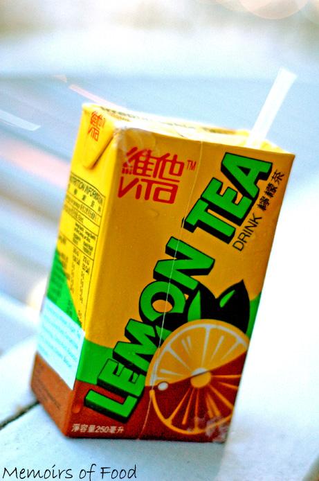 Vita Lemon Tea Nutrition Introducing Vita Lemon Tea