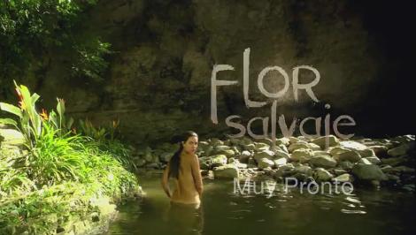"""Primer promo de """"Flor Salvaje"""" con Mónica Spear y Roberto Manrique"""