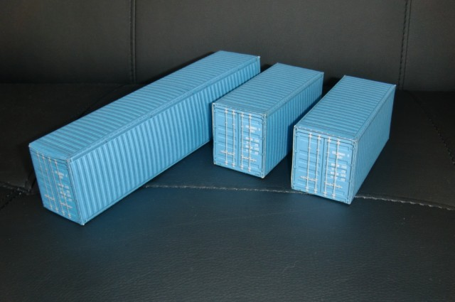 Shipping Container Homes: New Shipping Container Home model Kit