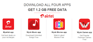 [*LOOT*] AIRTEL TRICK 2016-GET 1.2 GB DATA ABSOLUTELY FREE-JAN