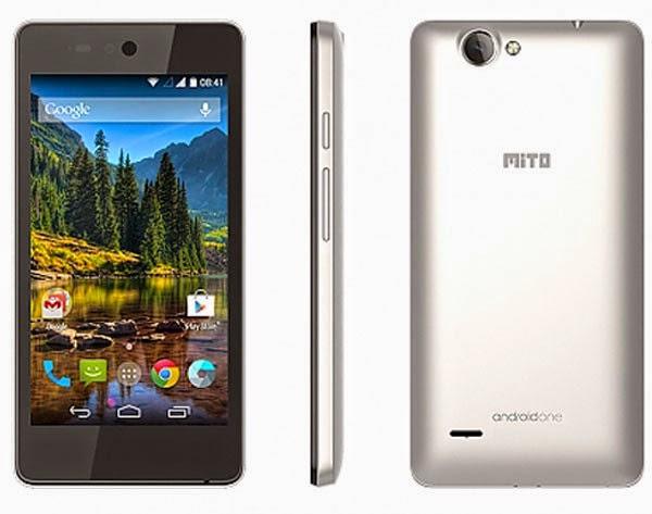 Gambar Android One Mito Impact A10