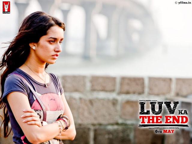 Shraddha Kapoor in Luv Ka The End