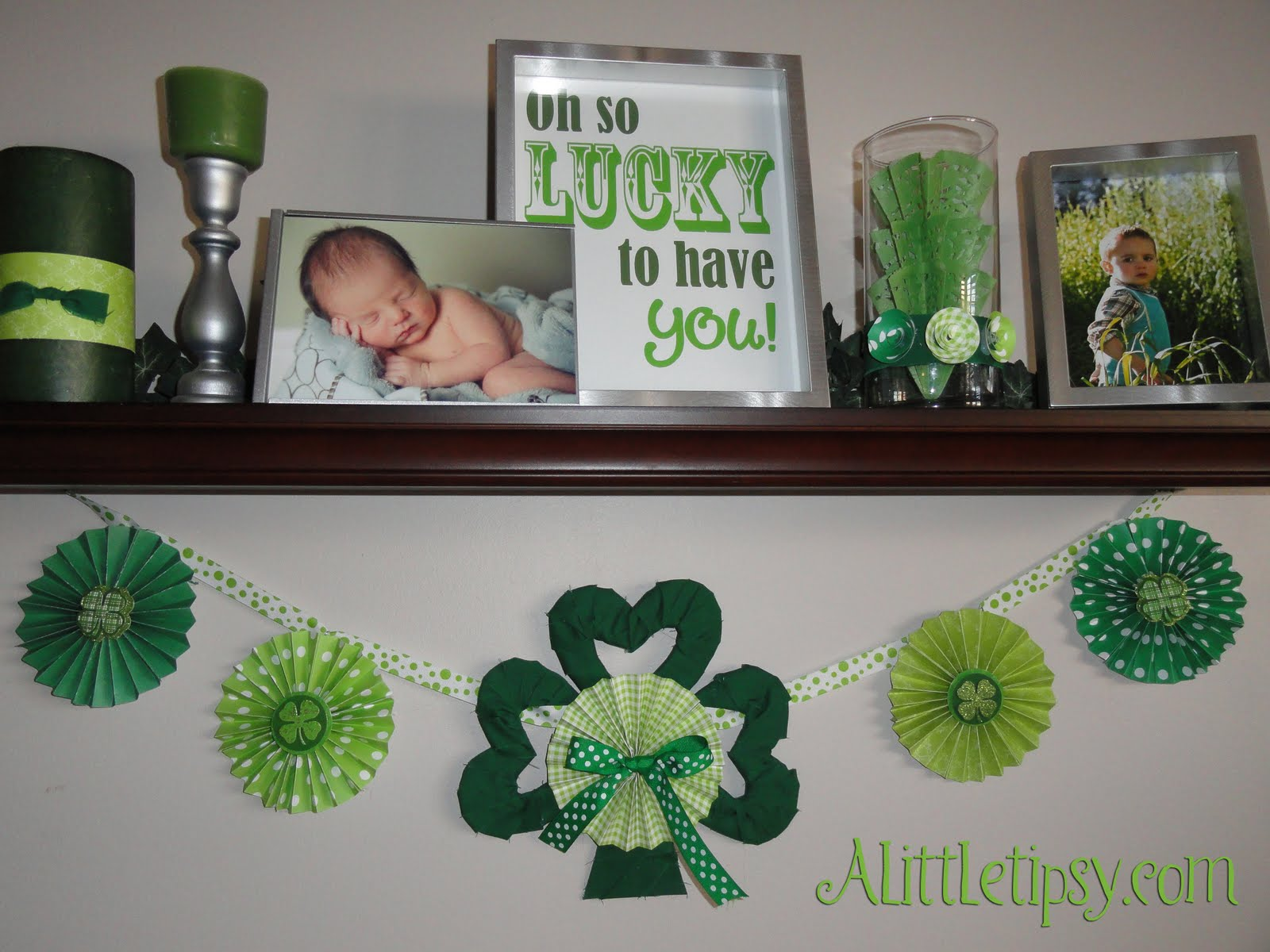 St. Patricks Decor