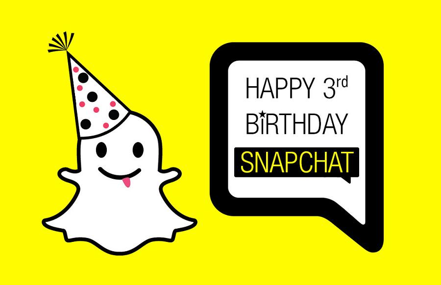 The Timeline Of #Snapchat - #infographic #socialmedia
