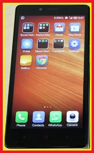Harga HP Xiaomi Redmi Note dan spesifikasi nya