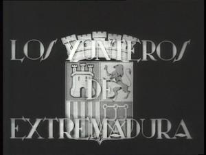 LOS YUNTEROS DE EXTREMADURA (1936)