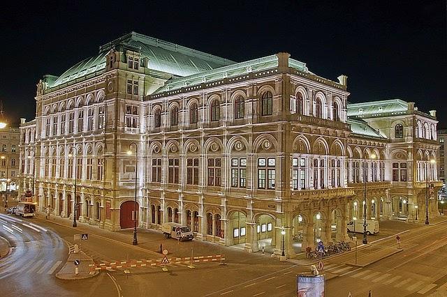 Vienna State Opera,Austria: