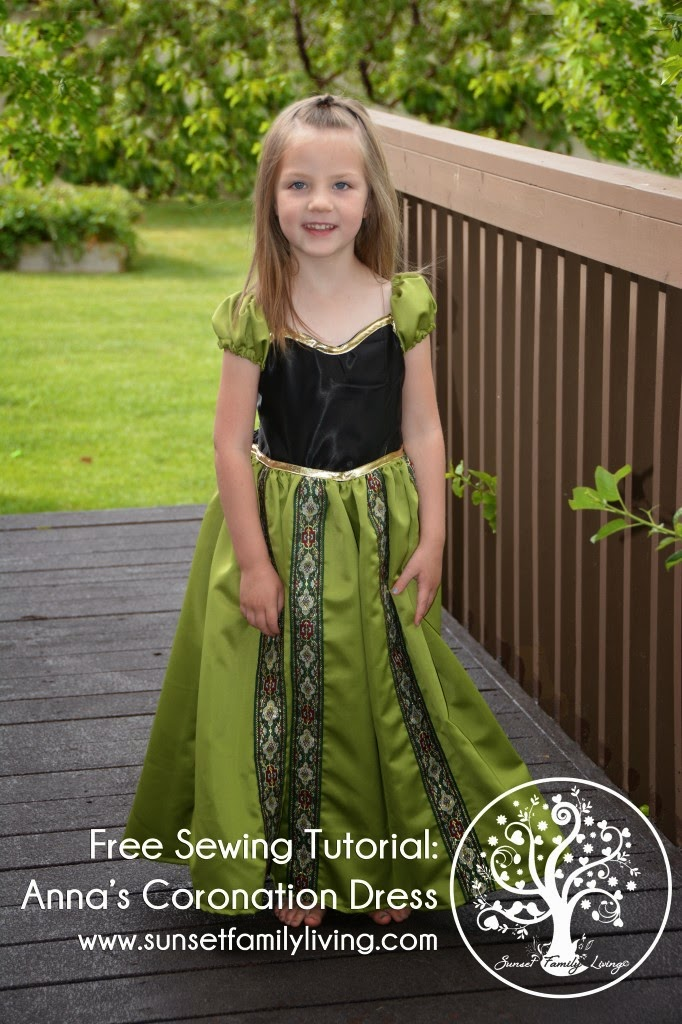 Dress up sewing tutorial