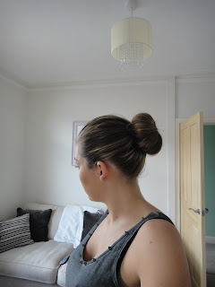 Hair Styles, Medium Length Hair, Hair Donut, Hair Bun