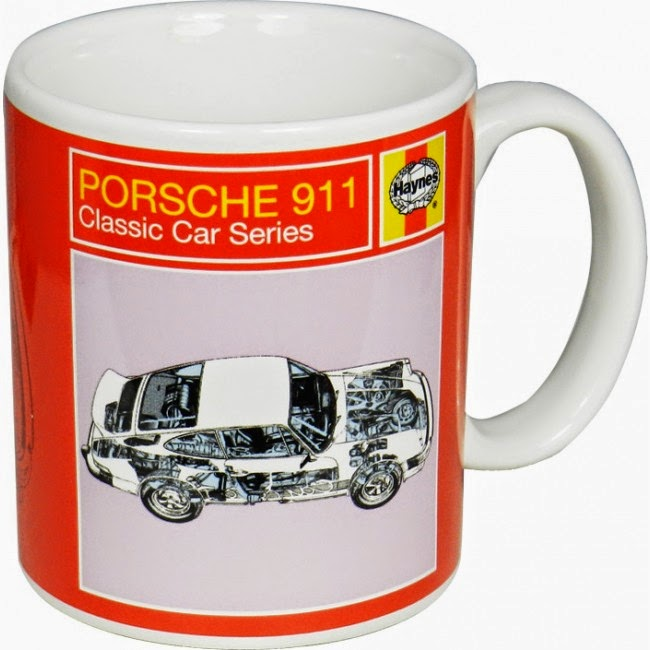 Taza Porsche 911