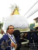 CARGUÍO 2013 - Nuestra Señora de la Candelaria - Cayma 03/02/13