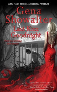 Audiobook review of Last Kiss Goodnight by Gena Showalter