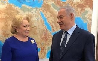 Conservatorii americani au salutat declarația premierului Dancilă legată de mutarea ambasadei...
