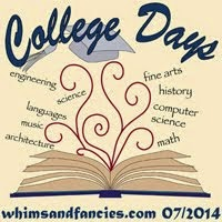 College Days Blog Hop