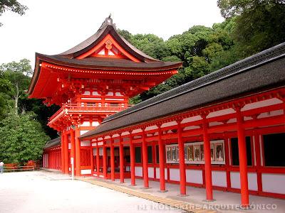 Conceptos de Arquitectura Japonesa I :Templos
