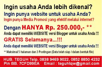 WEBSITE BLOGGER GRATIS