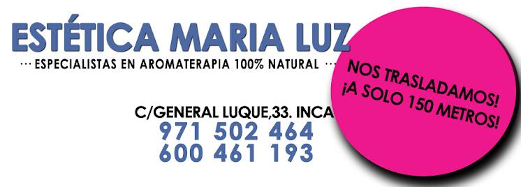 · CENTRO DE ESTÉTICA MARIA LUZ ·