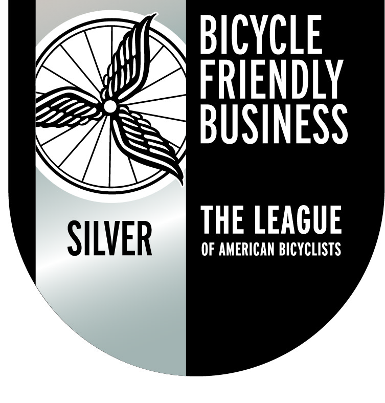 Silver Bicycle Friendly Business