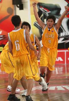 Team basket SMP KD