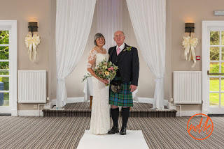 Barony Castle Hotel Wedding Photography