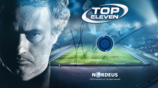 Top Eleven Manager de football Android