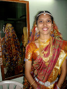 Tamil bride. Photo credit Kirsten. Many South Indian brides wear special .