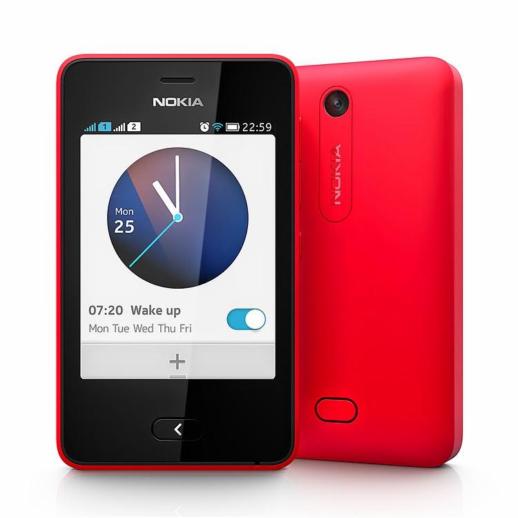 Nokia Asha Terbaik Dengan Fitur Kamera