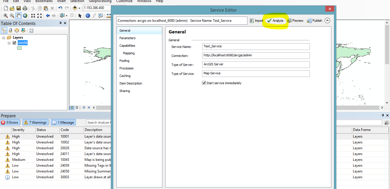 how to open project files in arcgis