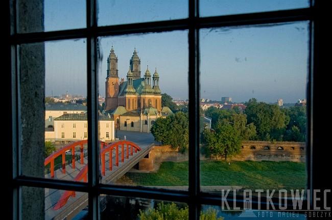 Poznań: z widokiem na katedrę