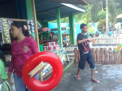 water boom megang sakti kabupaten musi rawas