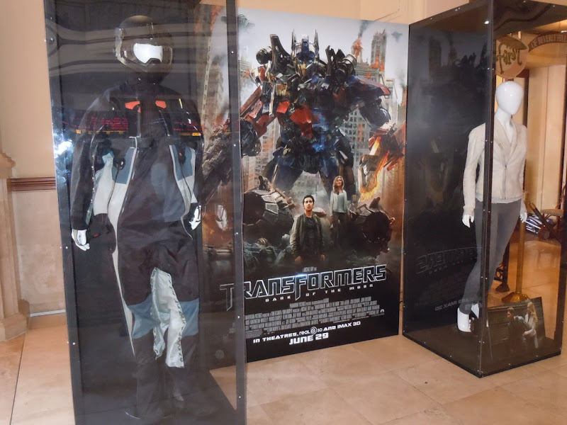 Transformers Dark of the Moon costumes