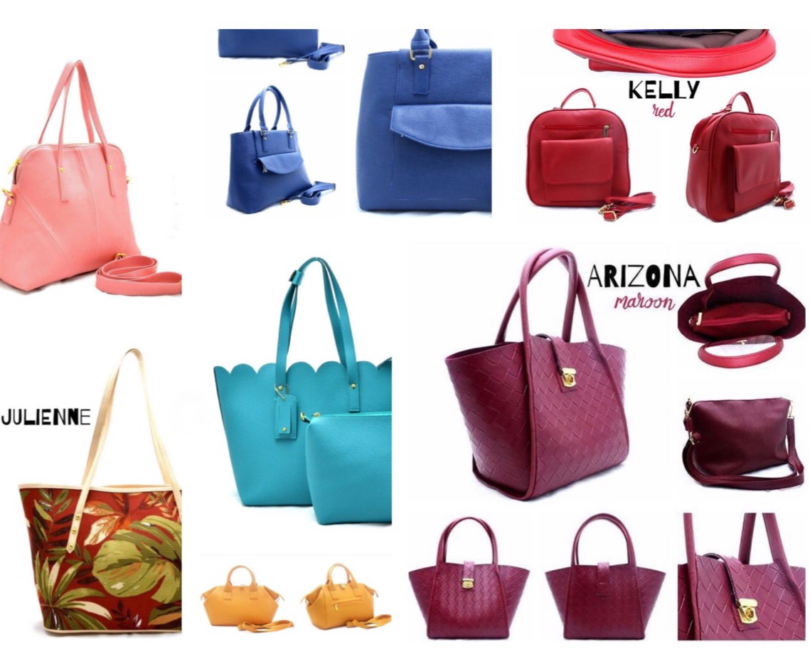 Marikina Bags for Sale / Wholesale /Resell!!