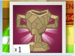 Moshi monsters Trophies Level 16 Trophy 
