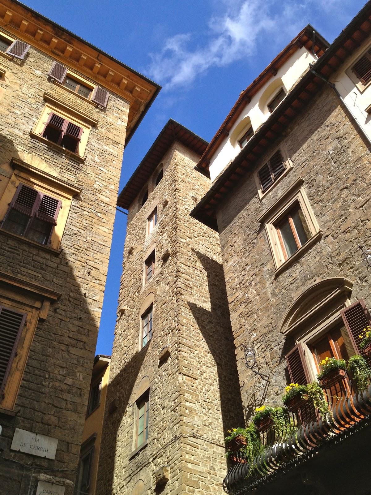 Io amo firenze firenze medievale e visita al bargello for Firenze medievale