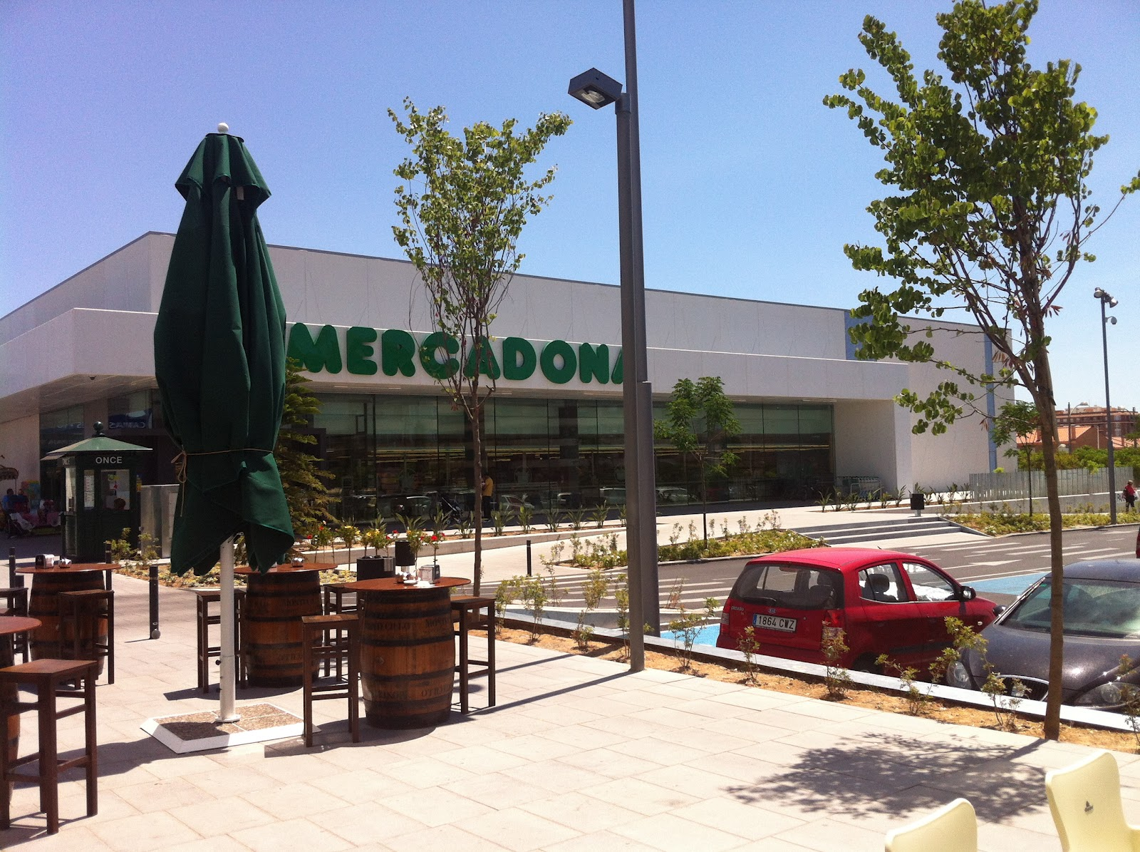 Inaugurado el centro comercial la almazara en san - El tiempo en san vicente del raspeig ...