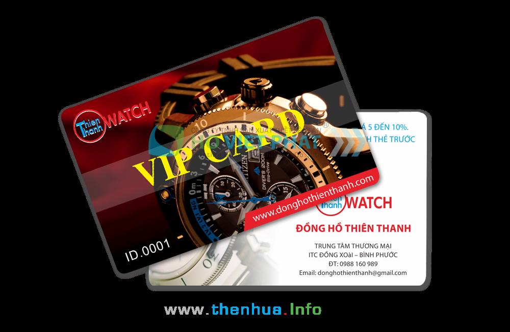 VIP Card Giảm Giá Đồng Hồ