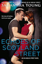 Giveaway: Echoes of Scotland Street