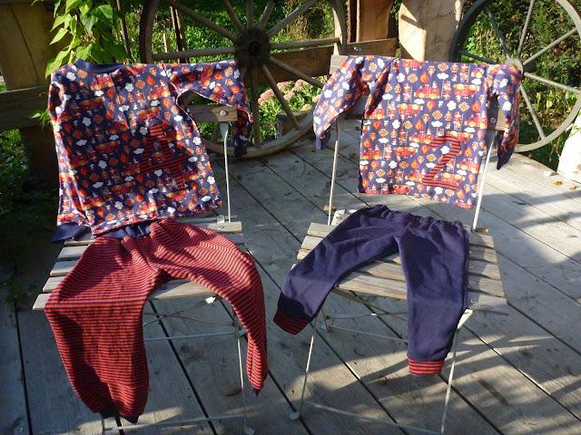 Pijama für Jungs