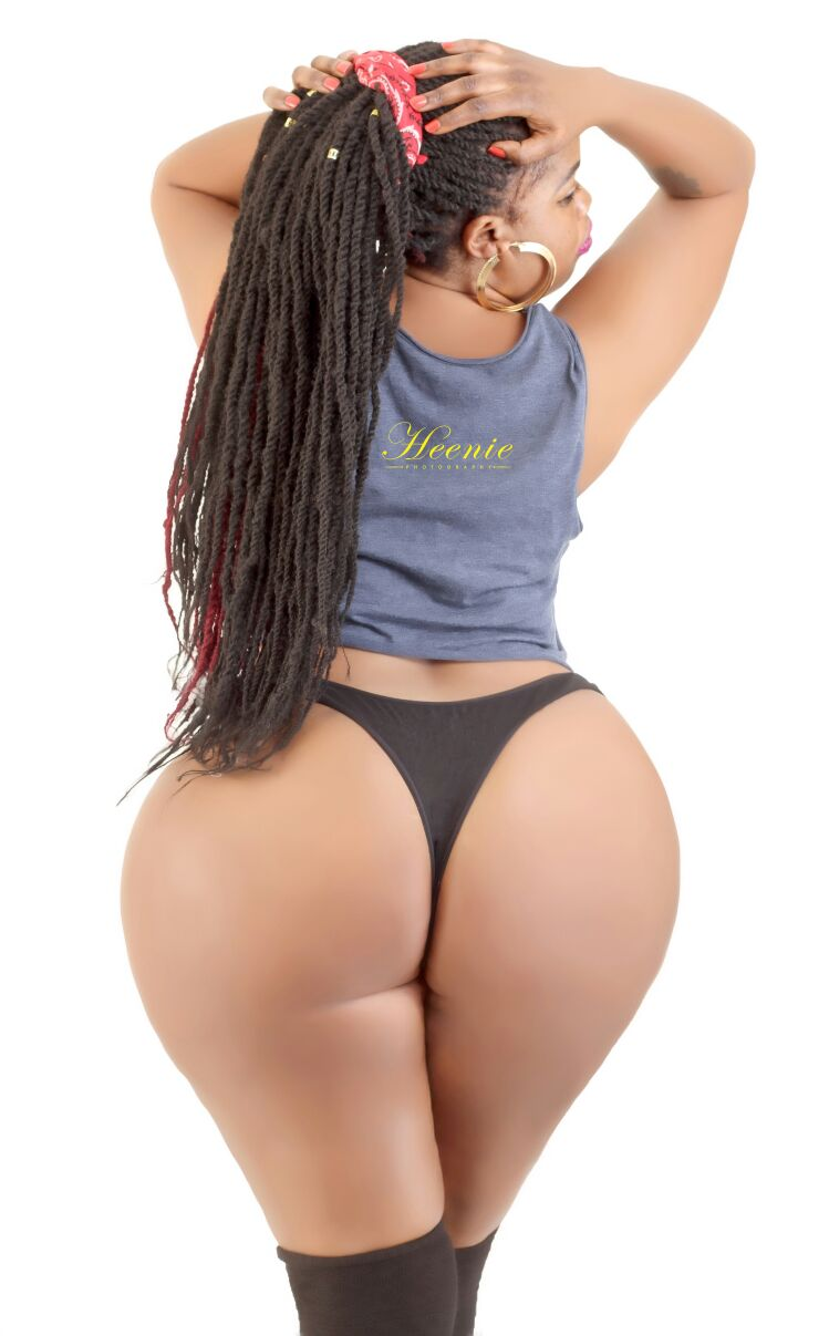 image Huge bubble ass ebony from south africa