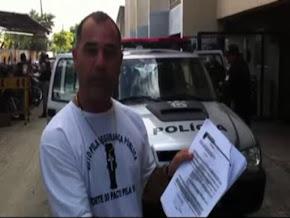 Operação Polícia Legal no 13º BPM em maio de 2011