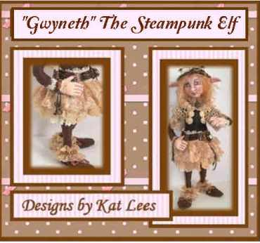 GWYNETH THE STEAMPUNK ELF