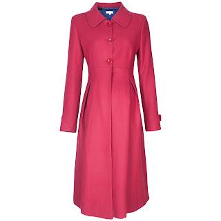 jojo maman bebe classic maternity coat
