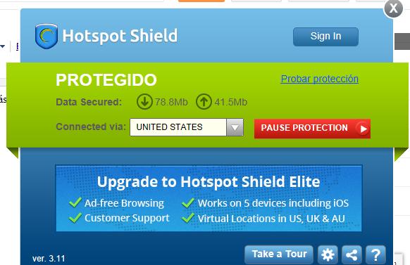 ¿Cómo cambiar el IP de mi ordenador?- ¡Hotspot Shield!