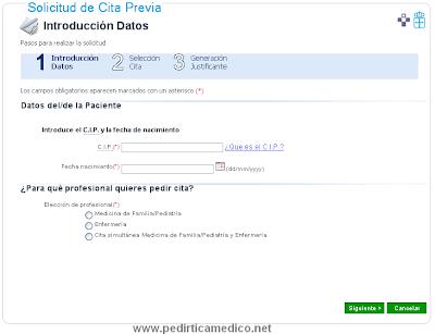 datos cita previa en asturias