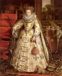 Pulsa sobre la imagen para leer algo sobre Isabel I de Inglaterra