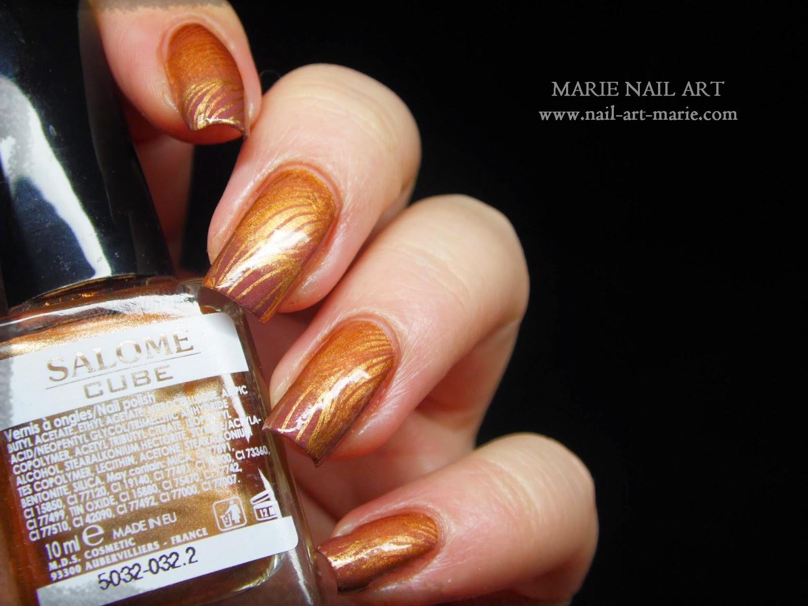 nail art double dégradé2