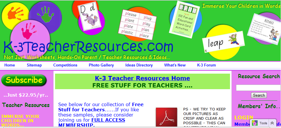 Teacher Created Resources | Educational Materials and Teacher Supplies