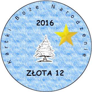 Złota 12 2016 u Uleńki